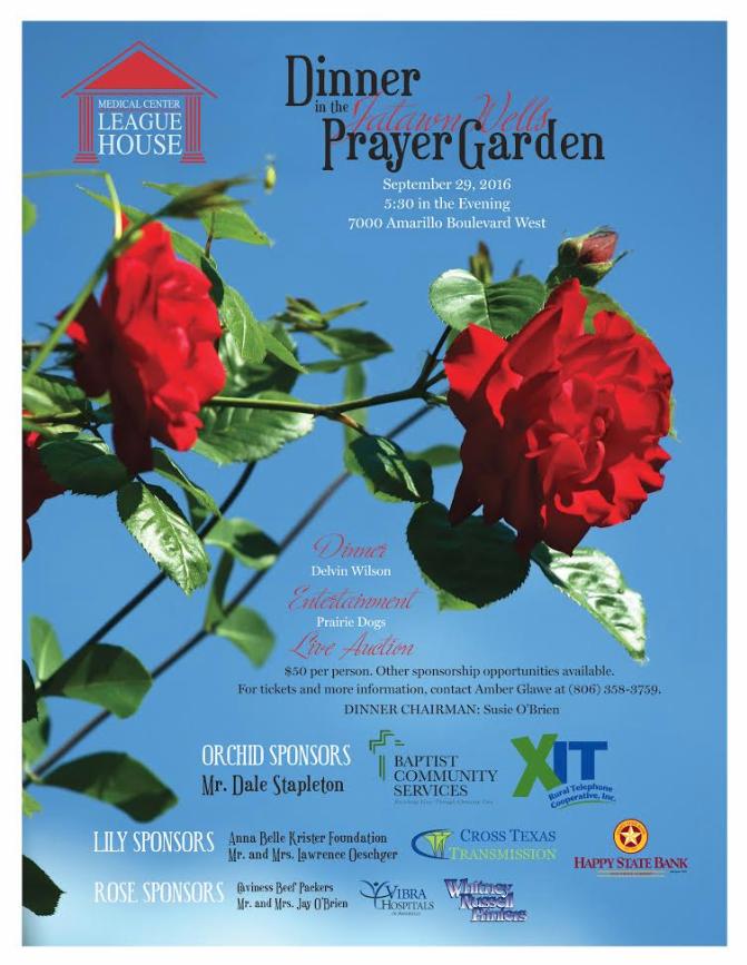 Prayer Garden 2016