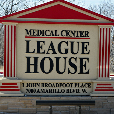 Medical Center League House Photos