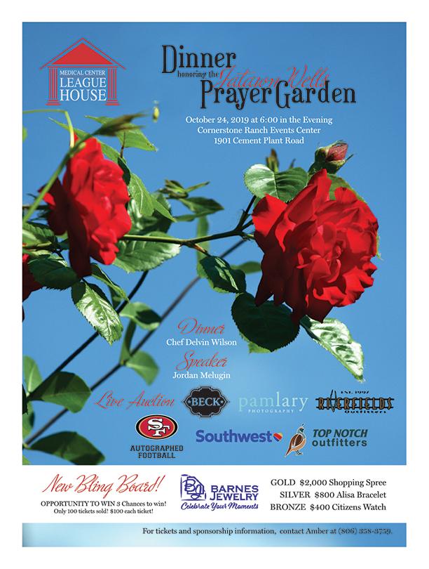 Prayer Garden 2019